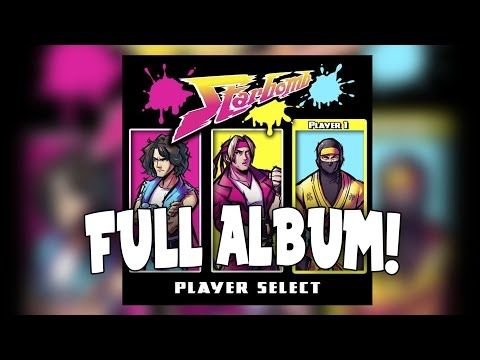 Starbomb - Player Select FULL ALBUM