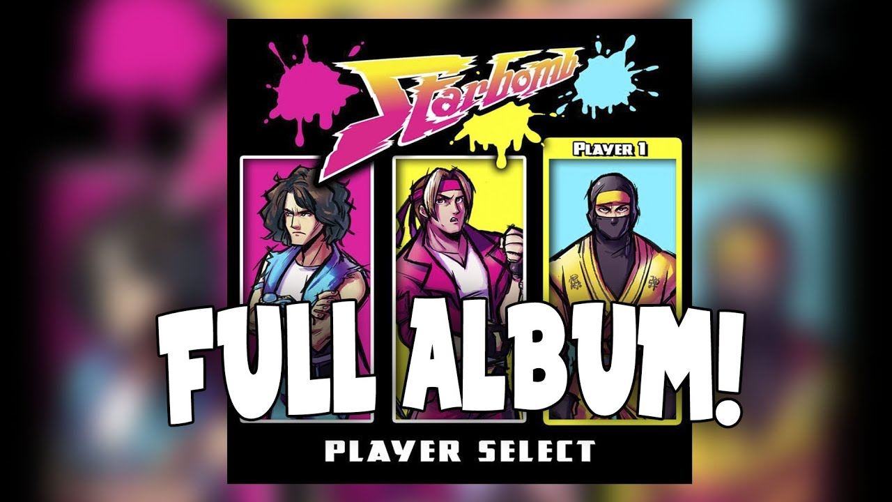 starbomb player select