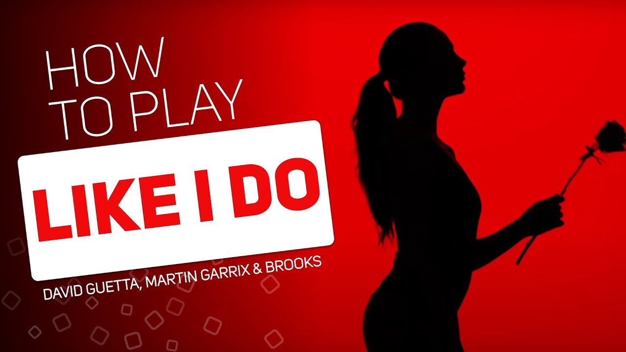 David Guetta, Martin Garrix & Brooks - Like I Do   SUPER PADS KIT NOBODY V2