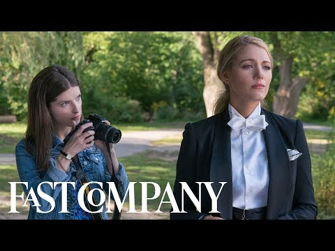 The Comedy Genius Behind 'Bridesmaids' & 'A Simple Favor' | Fast Company