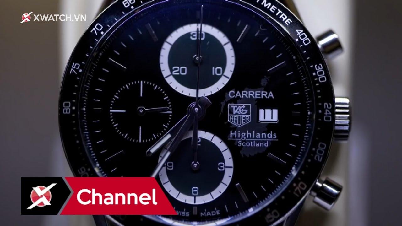 Những chiếc đồng hồ Tag Heuer bắt buộc bạn phải biết (Phần 1)
