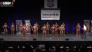 Männer Super-Mittelgewicht 16. GNBF Deutsche Meisterschaft 2019