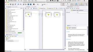 Integration of MIMIC-II in Hadoop/Hive/Radoop configuration