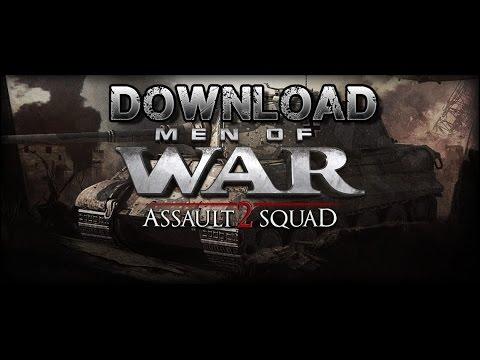 Скачать торрент man of war assault squad 2.