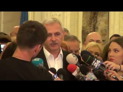 STIRIPESURSE.RO Declaratiile lui Liviu Dragnea după ședința CEx al PSD din 22 iunie 2018