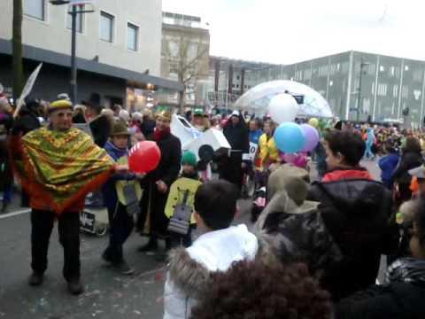 Carnival in Netherlands 2014 (Eindhoven & Maastricht)