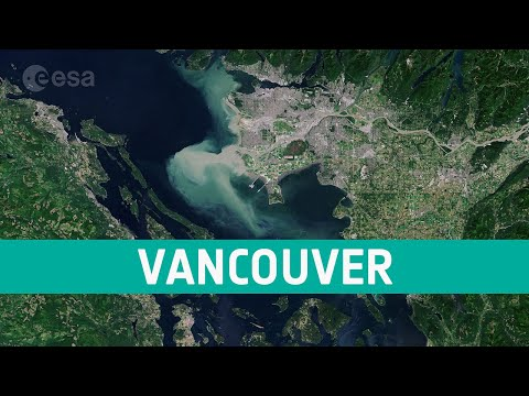 Earth from Space: Vancouver, Canada