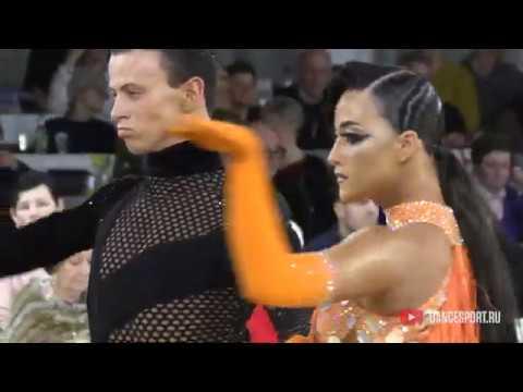 Artyom Liaskovsky - Ksenia Zaputriaeva ISR, Jive / Antwerp Diamond DanceSport Cup 2020