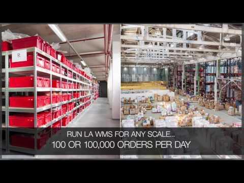 LA WMS Warehouse Management System