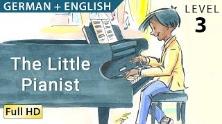 "Der Kleine Pianist: Bilingual - Learn German With English - Story For Children ""BookBox.com"""