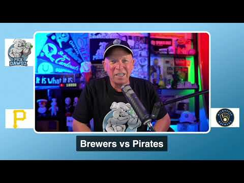 Milwaukee Brewers vs Pittsburgh Pirates Free Pick 8/31/20 MLB Pick and Prediction MLB Tips