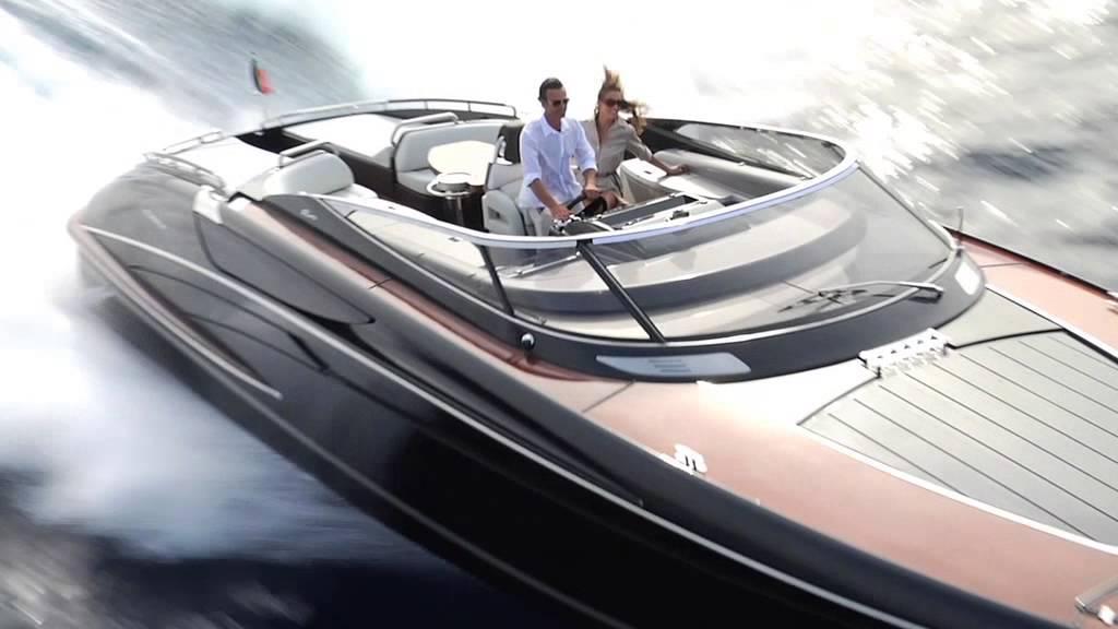 Riva Luxury Yacht Rivarama Super YouTube