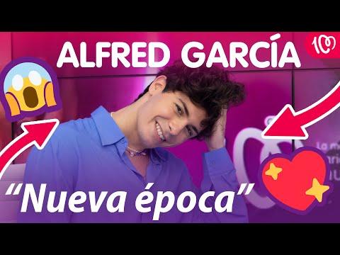 Alfred García vuelve