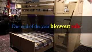 Kids Bedroom Furniture In Chicago - End Of Year Blowout Sale 2014