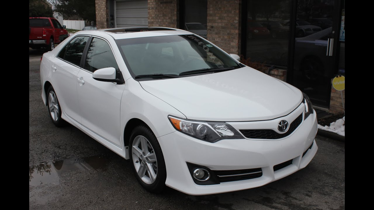 Used Like New 2012 Toyota Camry Se For Sale Georgetown