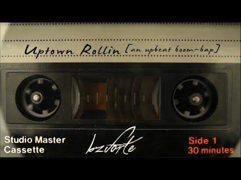 Uptown Rollin - an upbeat boom-bap (Pete Rock type beat)