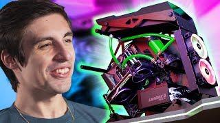 Benchmarking Shroud's Gaming PC!