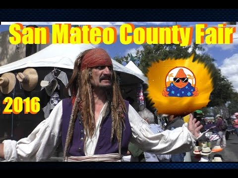 SAN MATEO COUNTY FAIR  2016 with NachoTV