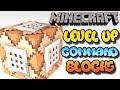 Minecraft Command Block Level Up Tutorial Bedrock Edition (Xbox One,Mcpe,Windows10)