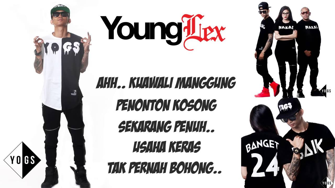 Young Lex Kaca Official Video Lyric YouTube