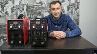 Видео обзор сварочный инвертор Edon TB-315A и Edon TB-265A