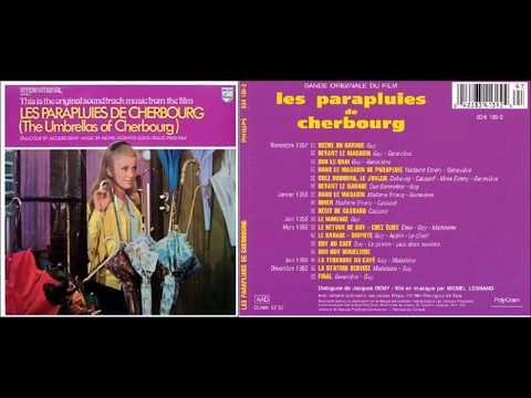 Les Parapluies de Cherbourg - Musique du film de Jacques Demy & Michel Legrand 1964