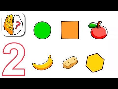 Brain Out - Gameplay Walkthrough Part 2 - Level 11 12 13 14 15 16 17 18 19 20