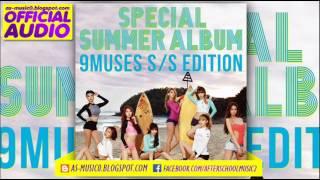 [MP3/DL]02. 9Muses (나인뮤지스) - Hurt Locker (다쳐) [Special Summer Album]