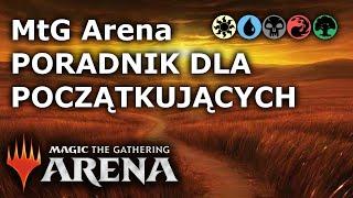 Poradnik dla początkujących - Magic the Gathering Arena