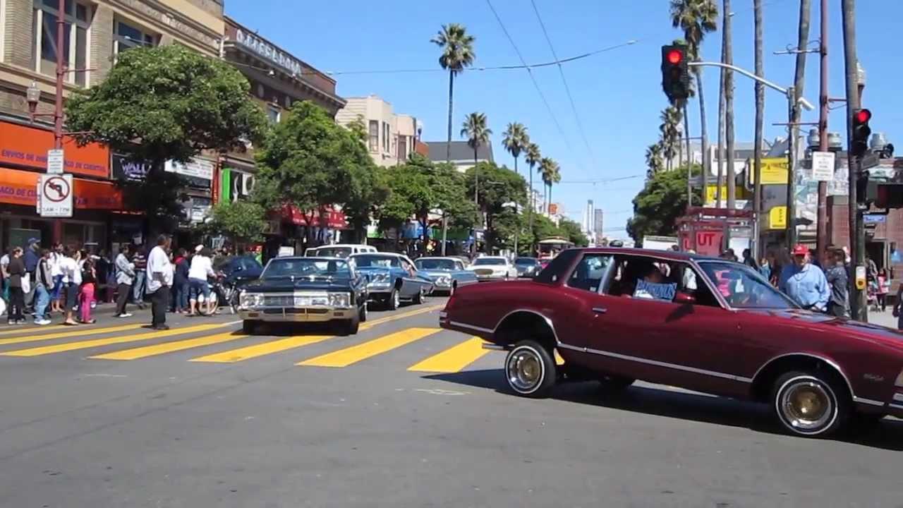 lowrider cars cesar chavez holiday parade 2013 mission. Black Bedroom Furniture Sets. Home Design Ideas