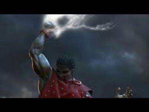 Download LEGEND OF SANGO AND THE 3 GODDESSES | Orisa Shango, oya, Oba, and Osun Myths | yoruba god of thunder