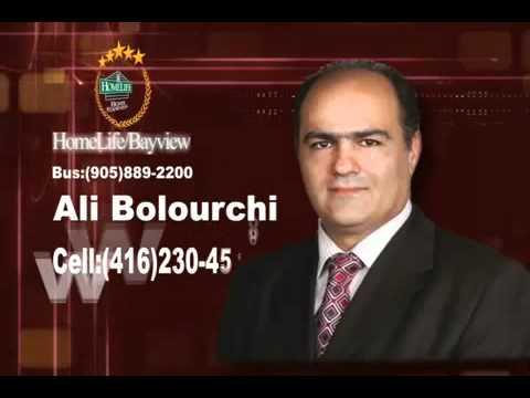 Ali Bolourchi: ranian Real estate broker