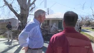 FEMA Deputy Associate Administrator for Insurance and Mitigation Visits Florida Panhandle thumbnail