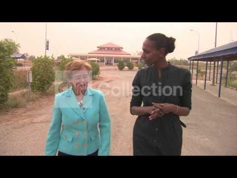 NIGERIA: ABDUCTED GIRLS RETURN TO SCHOOL
