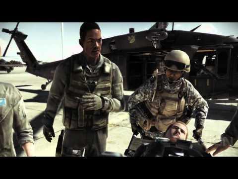 Ace Combat Assault Horizon: Cinematic Trailer