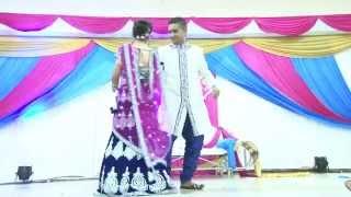 Groom & Bride (Shamit & Falguni) - Mukhda piya ka - Jeena jeena