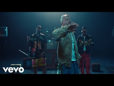 Porfa Remix (Videoclip) - Feid ft. Nicky Jam, J Balvin, Sech, Justin Quiles y Maluma