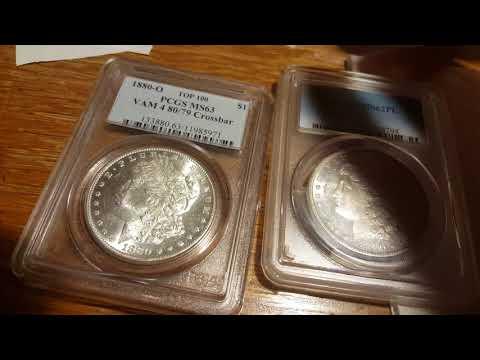 1880/79 Morgan Dollar Varieties