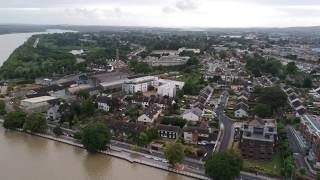 Limerick from DJI Drone [RAW VIDEO]