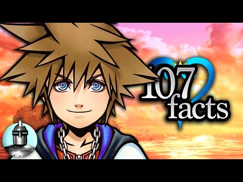 107 Kingdom Hearts Facts | The Leaderboard