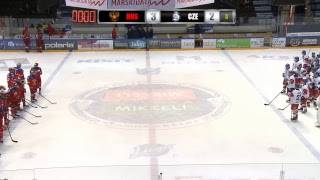 Venäjä - Tshekki // U16 Neljän maan turnaus // 10.2.2019 Mikkeli