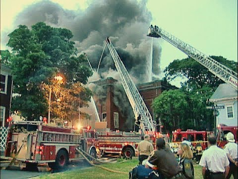 Magnolia St  Dorchester 6 alarm fire