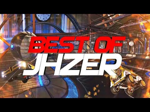 BEST OF JHZER (BEST GOALS, FLIP RESETS, FREESTYLES, REDIRECTS)