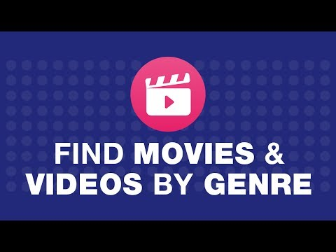 Jio Cinema - How to find a movie, TV show or music video by genre on Jio Cinema | Reliance Jio