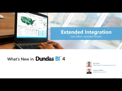 Dundas BI 4 - Integration Features