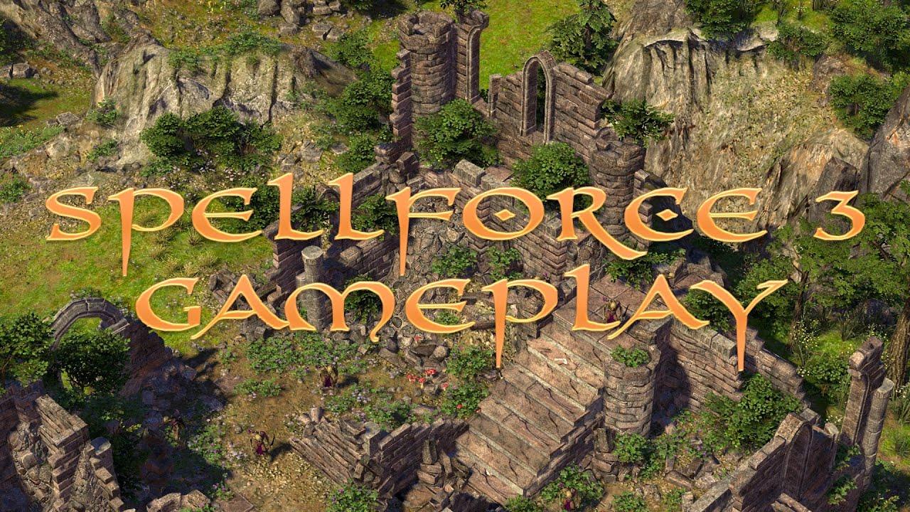 Spellforce 3 - Gameplay - YouTube  Spellforce 3 - ...
