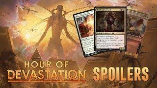 hour of devastation daily spoilers june 16 2017 spoiler kickoff the scorpion god