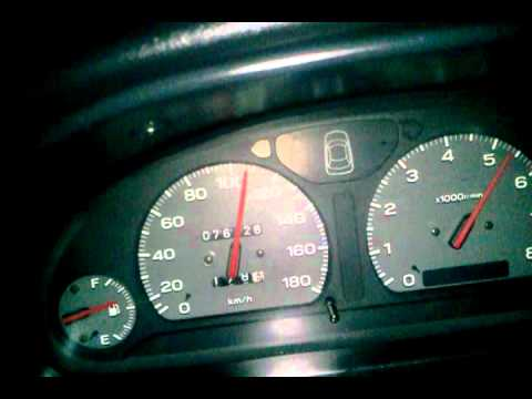 1996 Subaru Legacy Gt B 0 60 Stock
