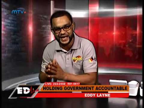 Ed Live: Holding government accountable with host Edward Layne Saturday June 15th 2019 #Gastroenterology