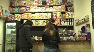 A look at Manchester#39s first cereal bar #39Black Milk Cereal Dive#39